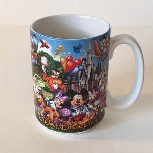 Disney World Mug Cars Toy Story Monsters